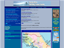 screenshot of Costa Rica Surfing Guide