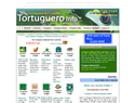 screenshot of Tortuguero, Costa Rica - Parks, Turtle Nesting, Hotels & Lodges