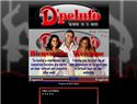 screenshot of d'pelufo  - San Pedro & Alajuela Nightclub - Costa Rica