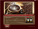 screenshot of Las Flores del Café - Coffee Beans from Costa Rica