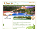 screenshot of Manuel Antonio - Si Como No - Green -  Hotel