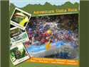 screenshot of White Water Adventures In Costa Rica