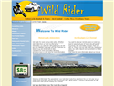 screenshot of Motorcycle Tours in Costa Rica - Wild Rider