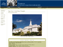 screenshot of San Jose, Costa Rica -  LDS Church and Temples