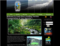 screenshot of Marvi Tours - Nature, Education, Adventure and Pleasure Tours