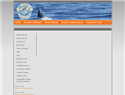 screenshot of Quepos Fishing Charters and Vacations