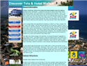 screenshot of Discover Tela & Hotel Marsol