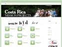 screenshot of Costa Rica  Mission Project