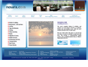 screenshot of Nosara, Pacific Coast, Guanacaste, Costa Rica. Official Web Page