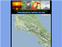 screenshot of A List of Inns and Hotels per Region - Costa Rica Innkeeper
