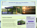 screenshot of Rhodeside Bed and Breakfast