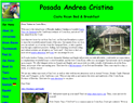 screenshot of Caribbean - Posada Andrea Cristina Bed & Breakfast, Sarapiquí Costa Rica