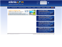 screenshot of Edenia - Costa Rica Web Services