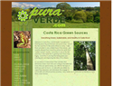 screenshot of Oyra Verda - Source for Everything Green