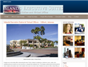 screenshot ofSuites &  Offices Rentals – Gilbert, Arizona