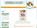 screenshot of Assisi Animal Association de Costa Rica