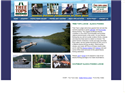 screenshot of Alaska Fishing Lodge - Prince of Wales Island
