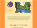 screenshot of Manuel Antonio - Mango Moon Bed and Breakfast - Costa Rica