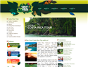 screenshot of Costa Rica Tour - Family Vacations