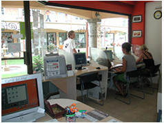 Costa Rica Internet Cafe